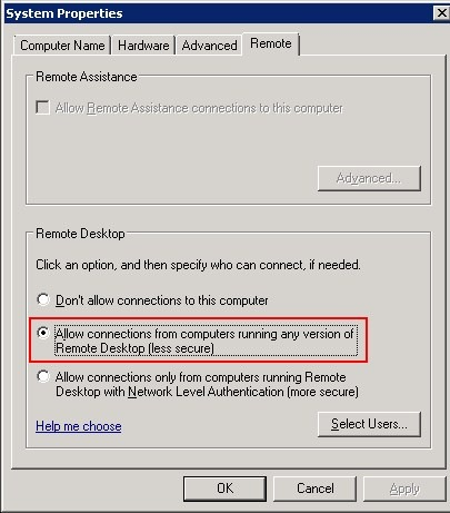 How To Configure Remote Desktop To Hyper-V Guest Virtual