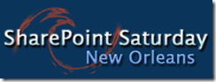 SharePointSaturdayNola